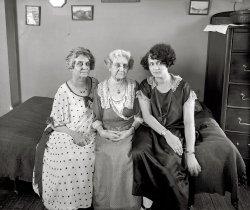 Grandma Got Bobbed: 1924