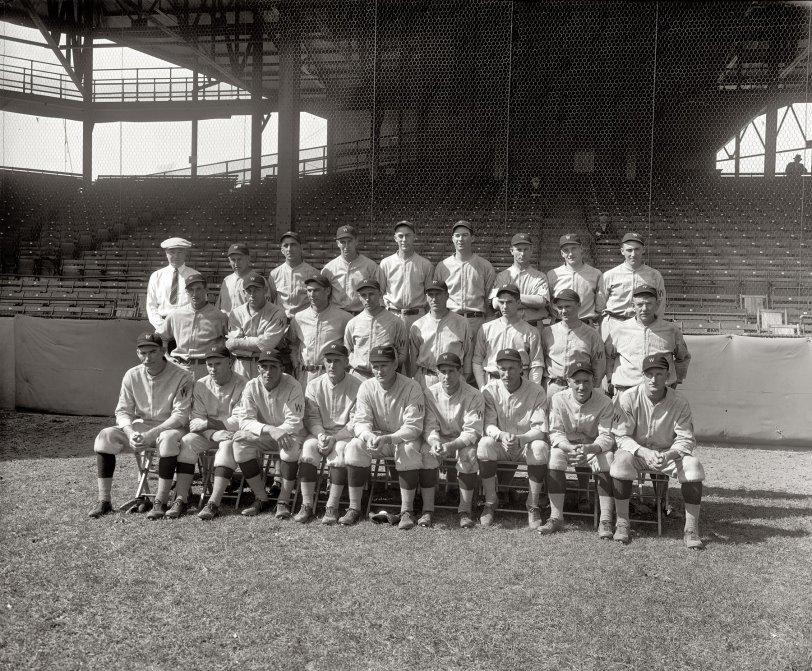 Play Ball: 1924