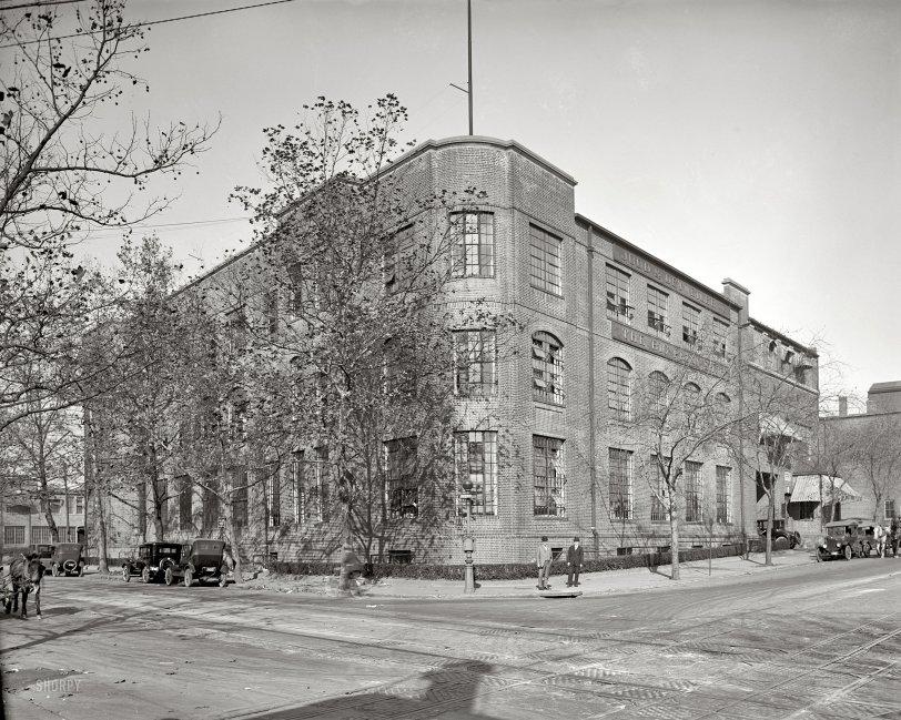 Judd & Detweiler: 1924