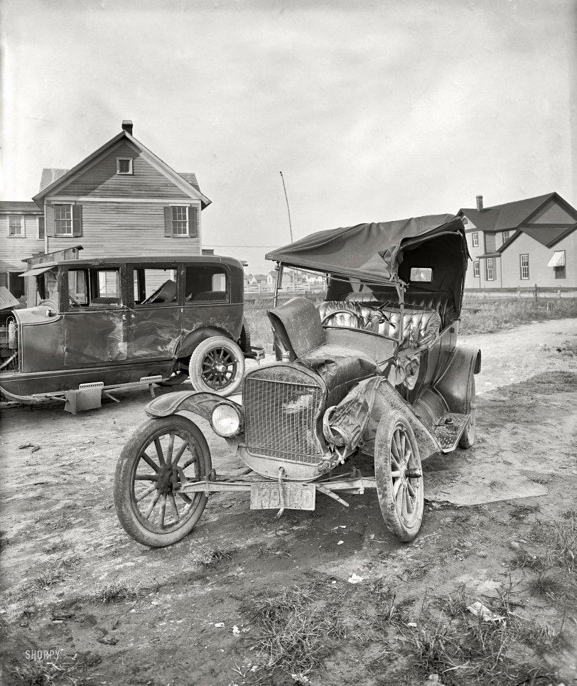 Tangled T: 1924