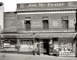 Ask Mr. Foster: 1924