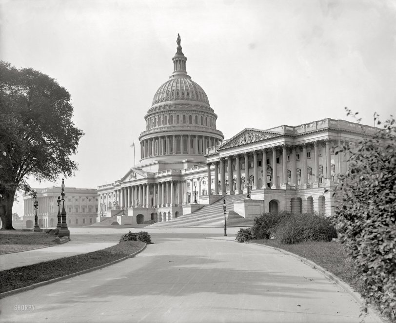 The Capitol: 1915