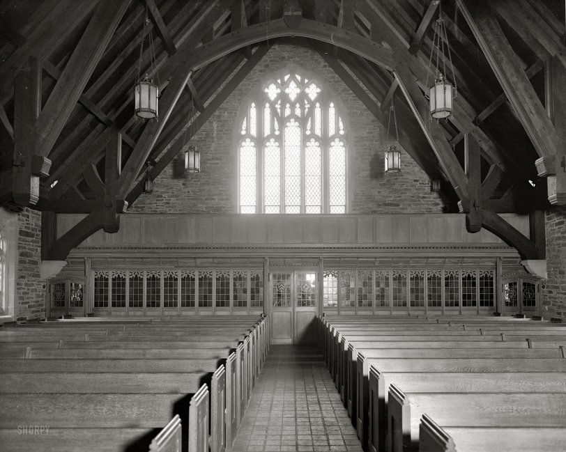 Chevy Chase Presbyterian: 1924