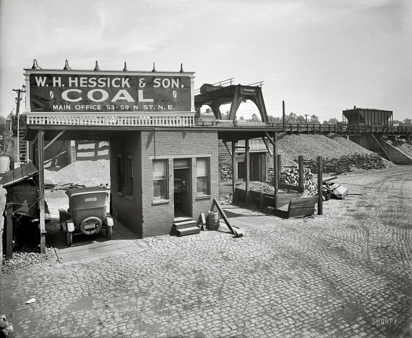 Hessick and Son: 1925