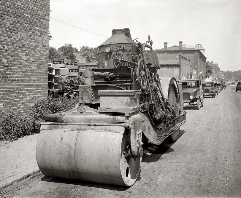 The Flattenator: 1925