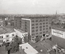 Union Garage: 1924