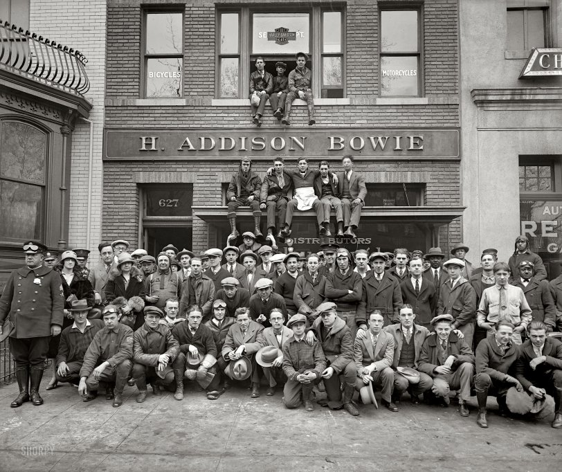 Harley-Davidson: 1925