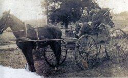 Buckboard, 1913