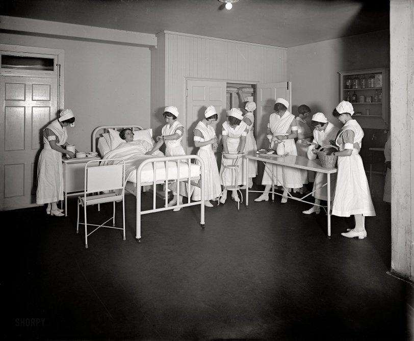 The Nurses: 1925