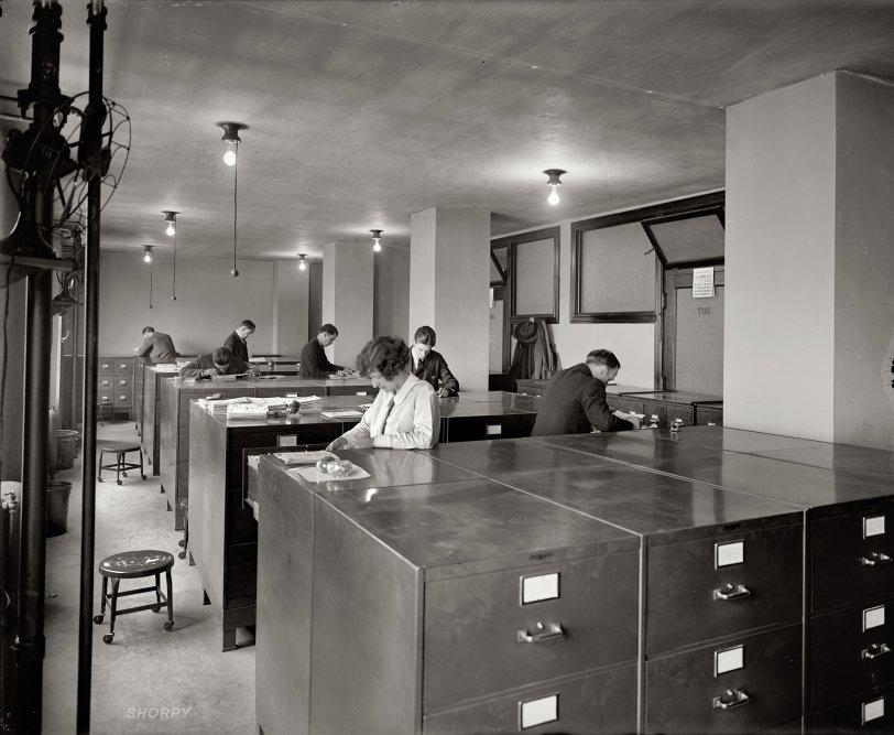 Bureau of Identification: 1925