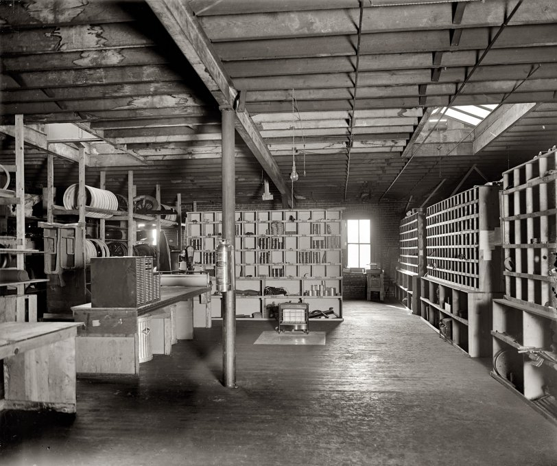 Parts Department: 1925