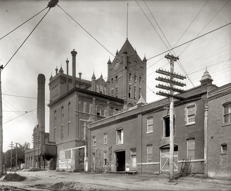 Arlington Brewing: 1920
