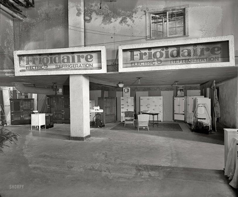 Frigidaire: 1926