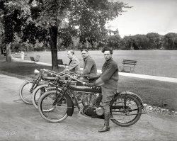 Three Indians: 1915