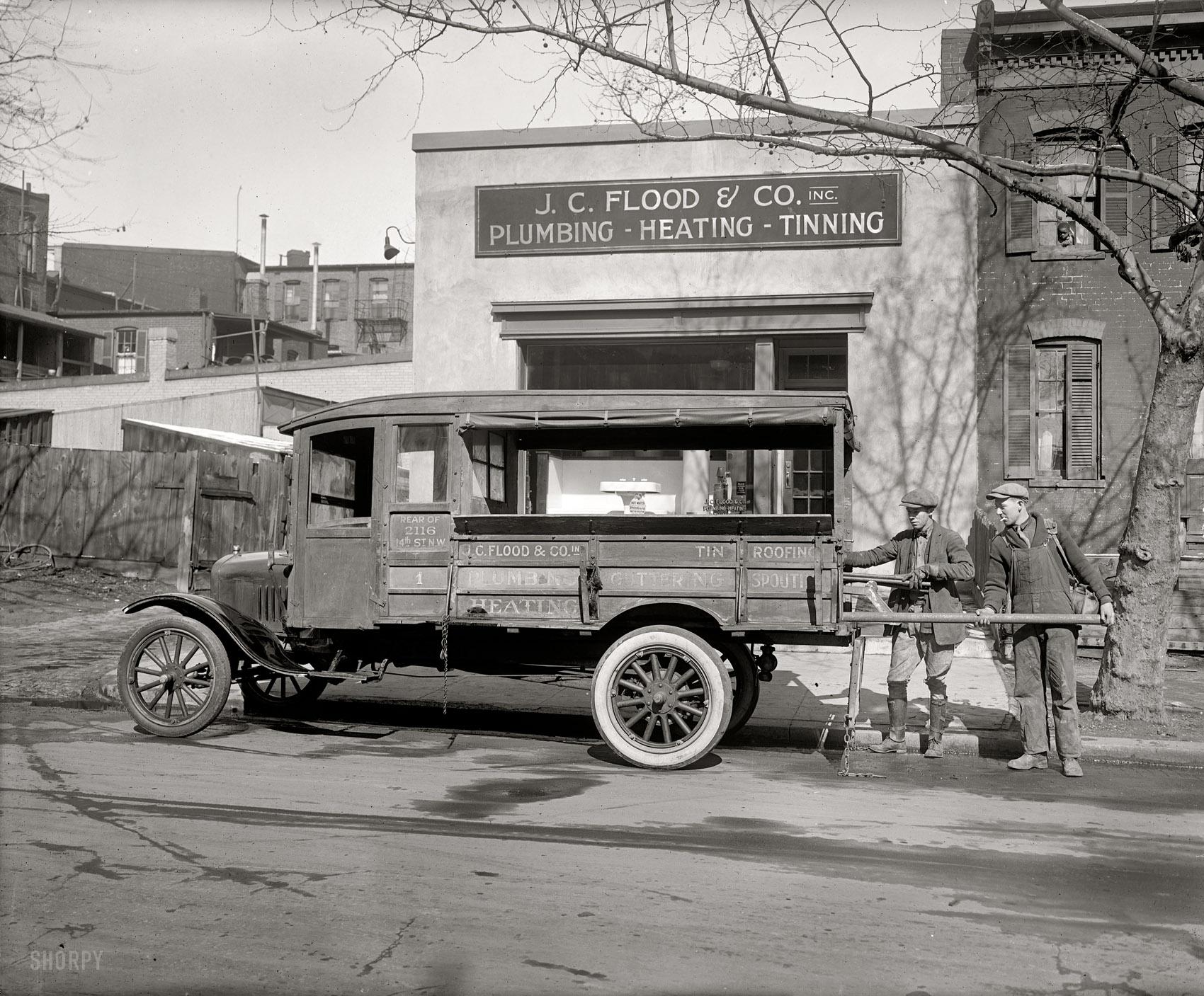 Shorpy Historic Picture Archive J C Flood 1926 High