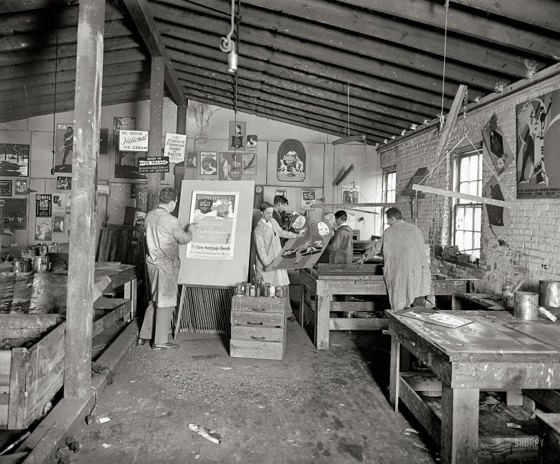 Walling Process: 1926