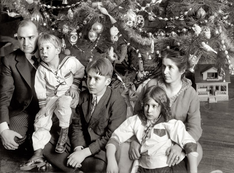 Christmas in July: 1915