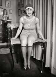 Miss Orloff Regrets: 1921