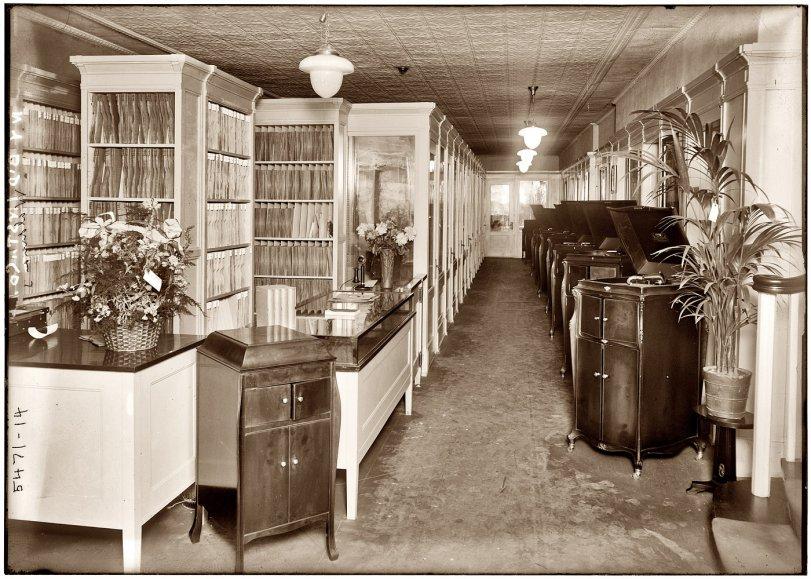 Waldman's Music: 1921