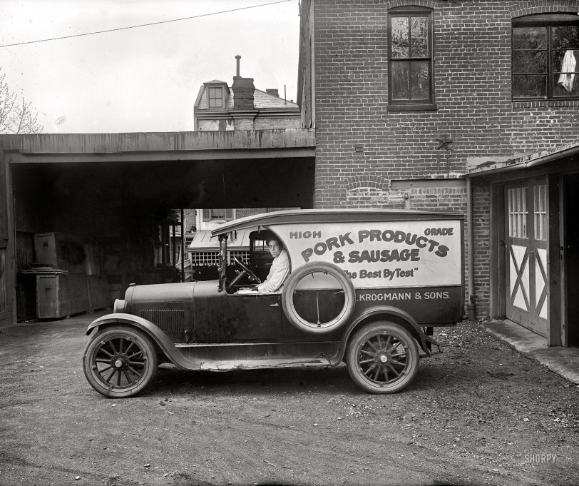 Meat Wagon: 1926