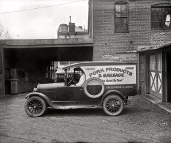 Meat Wagon: 1926