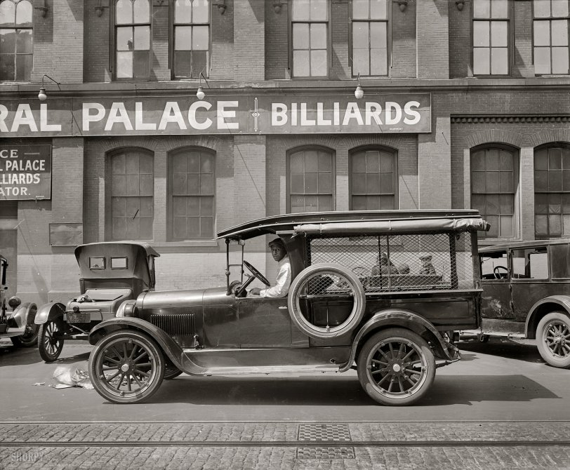 Palace Billiards: 1926