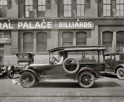 Palace Billiards: 1926