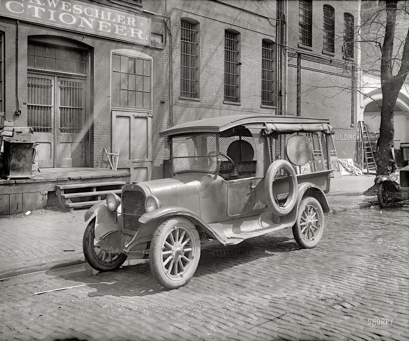 Rolling With the Punches: 1926
