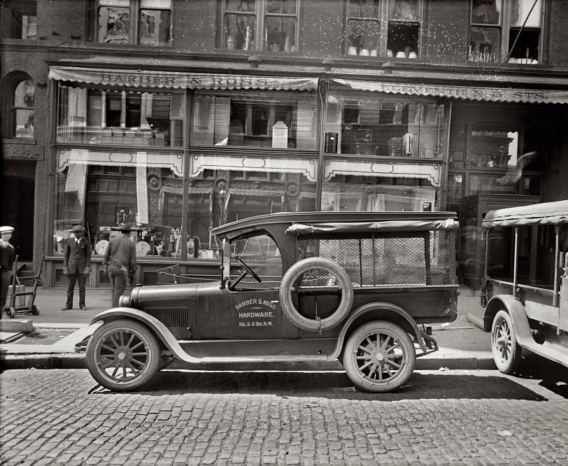 Barber and Ross: 1926