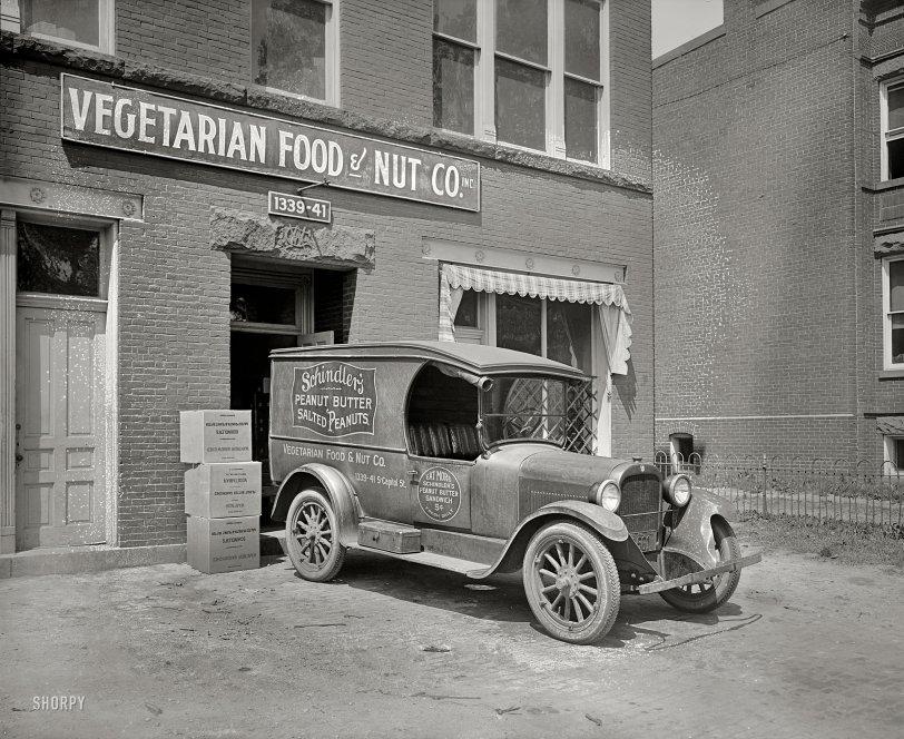 Vegetarian Nut: 1926
