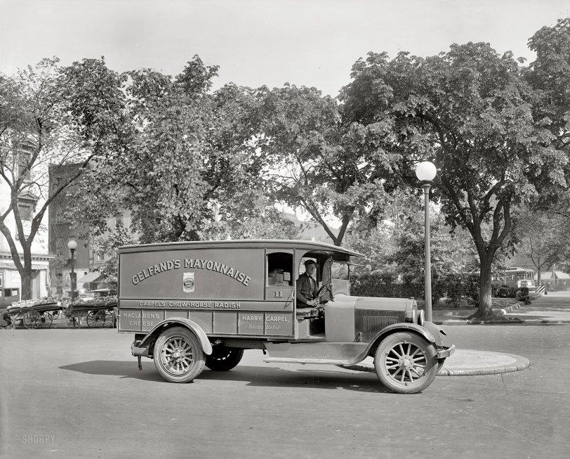 Mayo Man: 1926