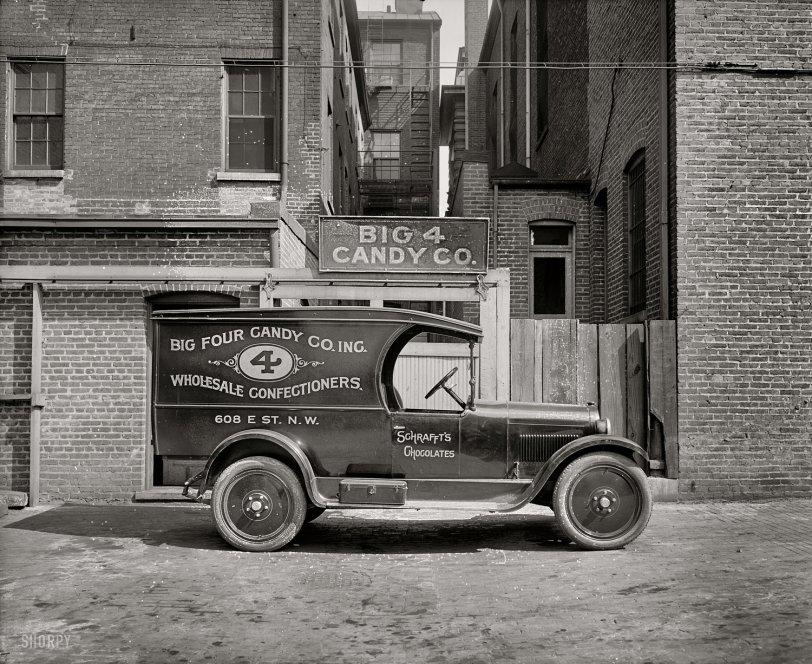 Big 4 Candy: 1926