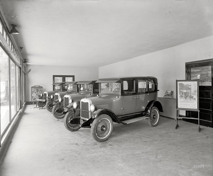 Chevrolet: 1926