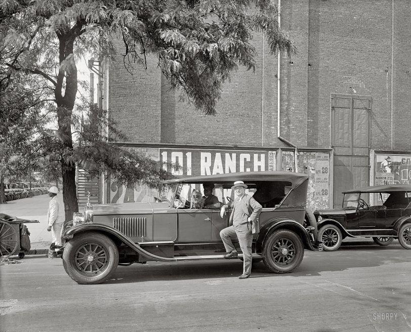 Washington Cadillac: 1926