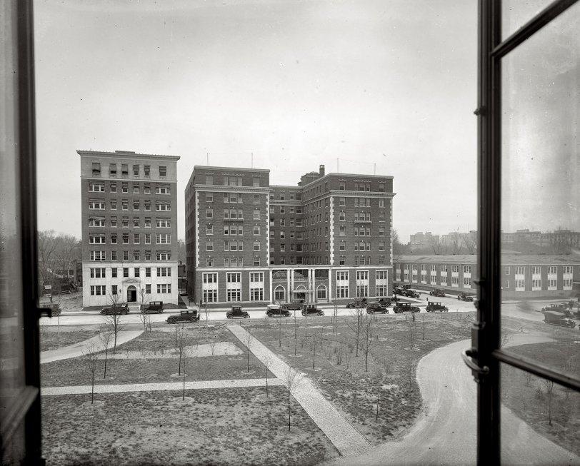 Potomac Park: 1924