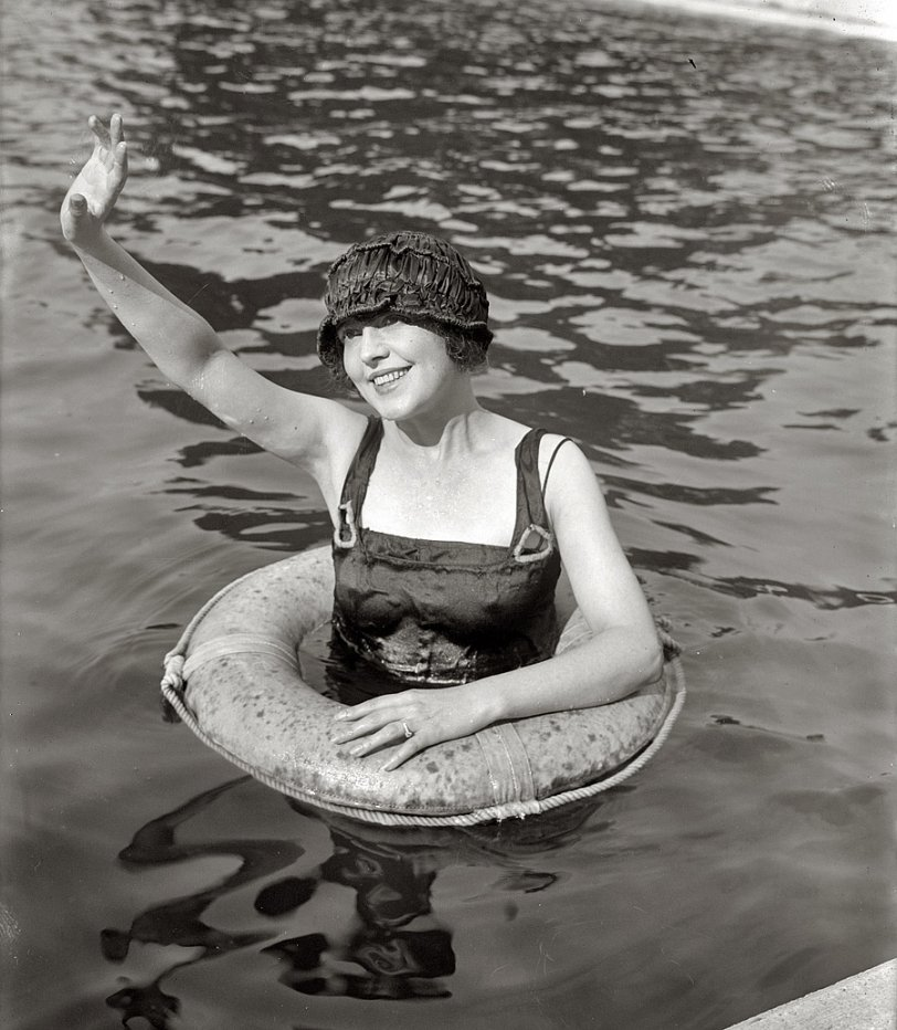 The Water's Fine: 1920