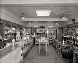 The Drugstore: 1924