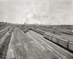 Potomac Yard: 1925