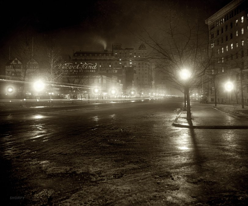 Washington Noir: 1926