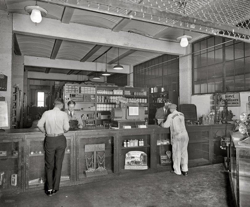 Semmes Motor Co.: 1925