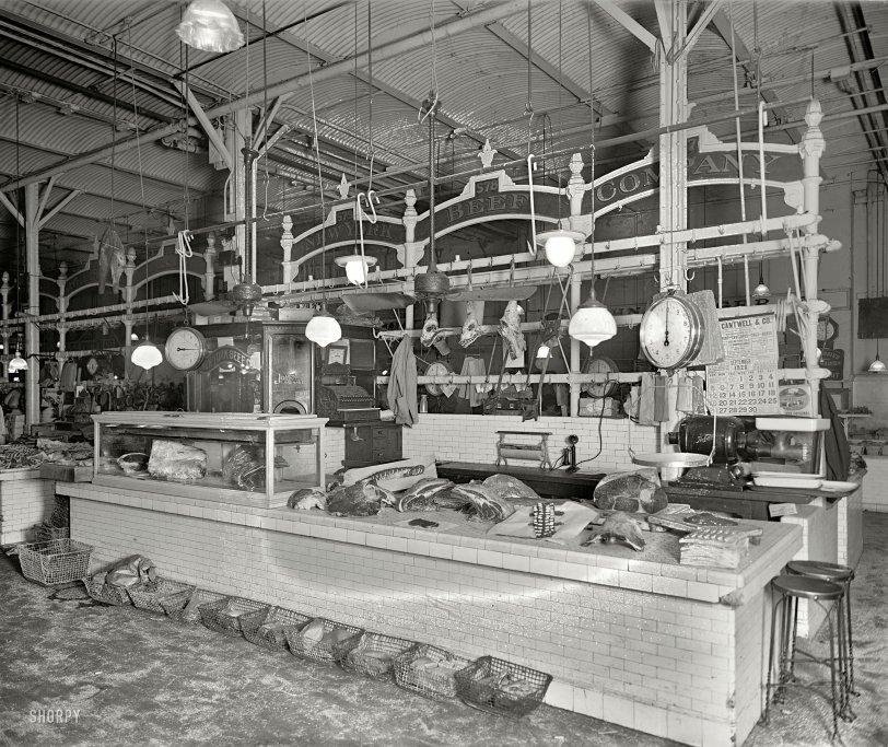 Meat Market: 1926