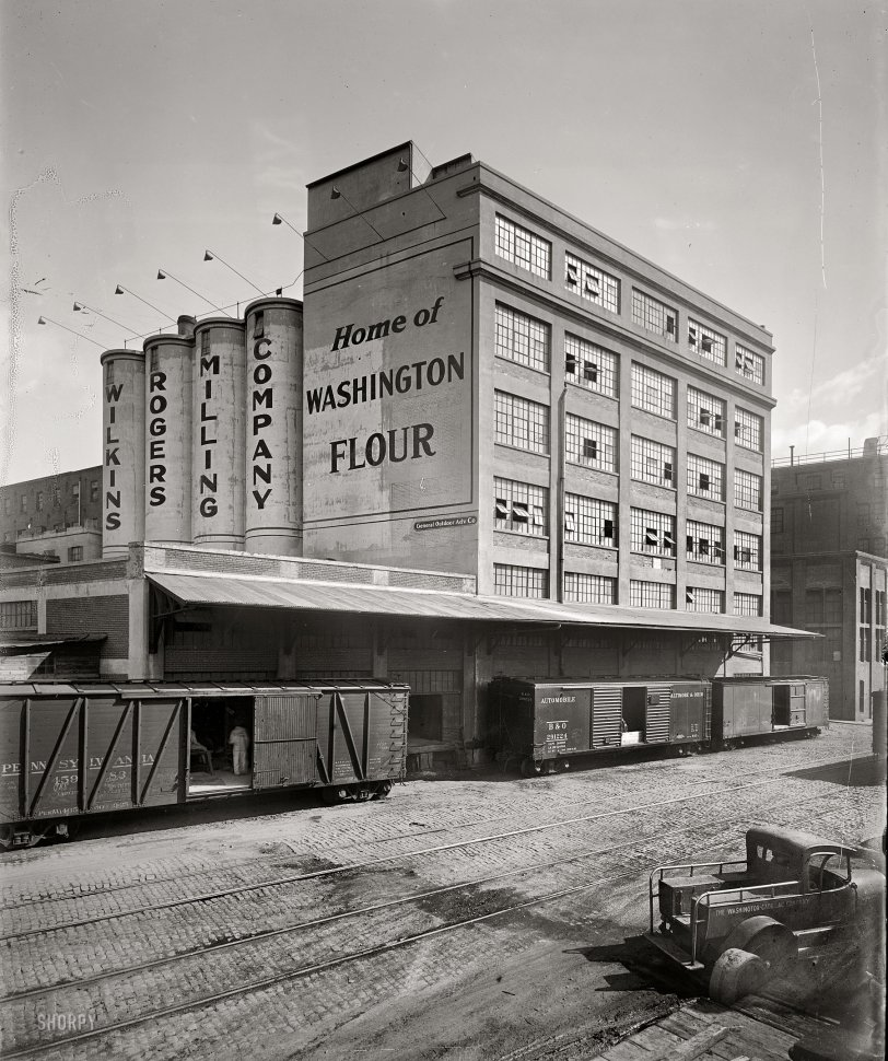 Washington Flour: 1926