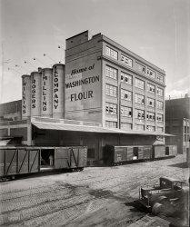 Washington Flour: 1926