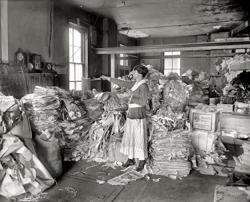 Papers Aplenty: 1918