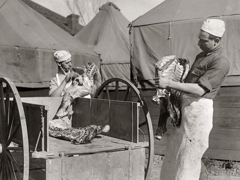 Chuck Wagon: 1918