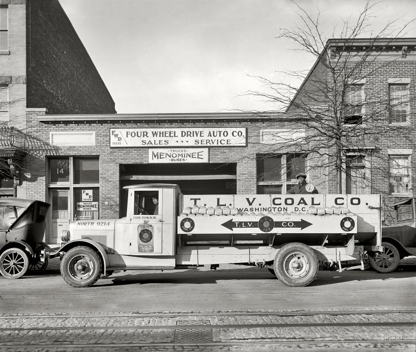 T.L.V. Coal: 1926