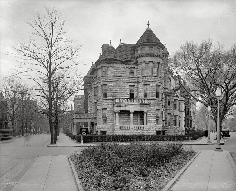 Q Street: 1925