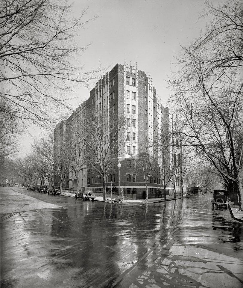 Wakefield Hall: 1926