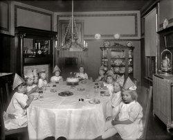 Six Candles: 1918