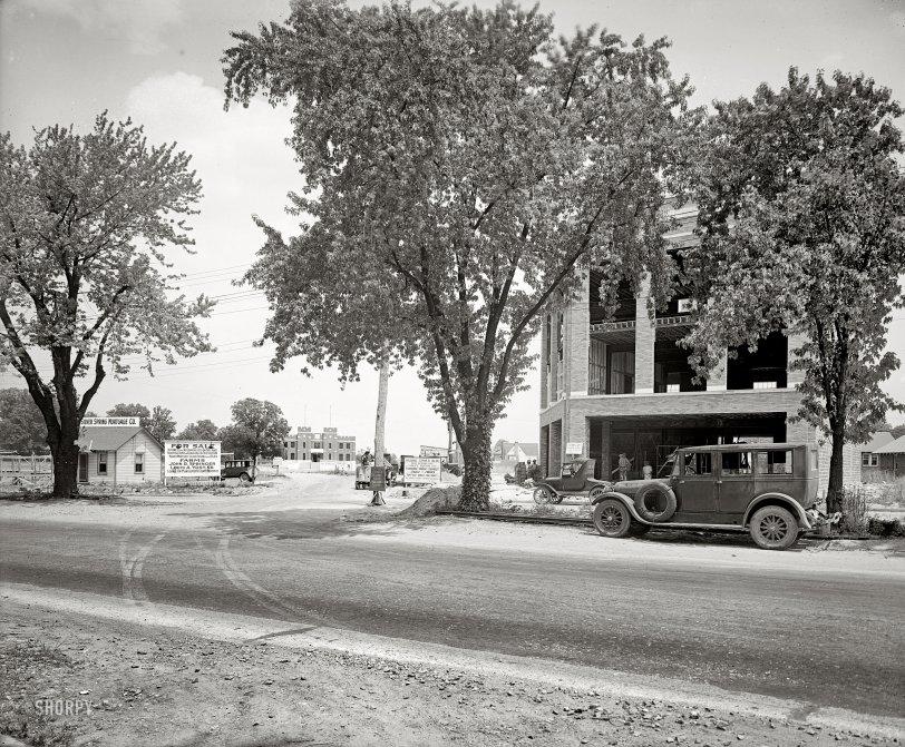 Silver Spring: 1927